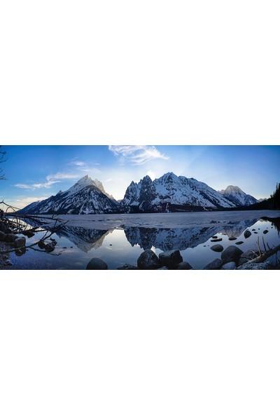 İzya Alpler Duvar Kağıdı
