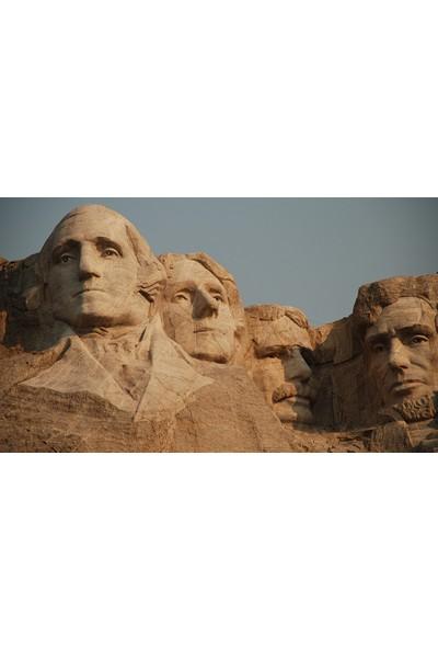 İzya Rushmore Dağı Anıtı Duvar Kağıdı