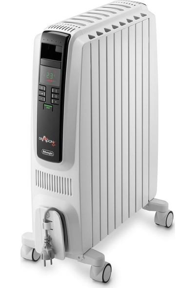 Delonghi TRD 0820 E Dragon 8 Dilim Yağlı Radyatör