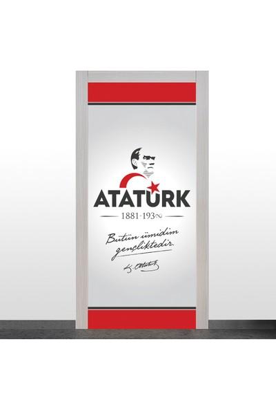 Okularenkkat Atatürk Kapı Giydirme- 5