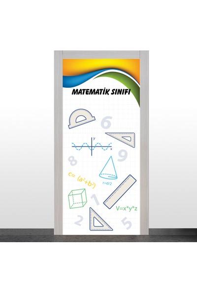 Okularenkkat Matematik Sınıfı Kapı Giydirme-1-1