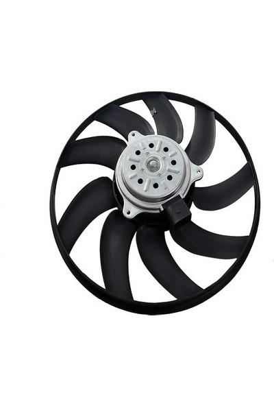 Aura Fan Motoru Küçük 8K0959455F 8K0959455M Audi A4 Audi A5 Audi A6
