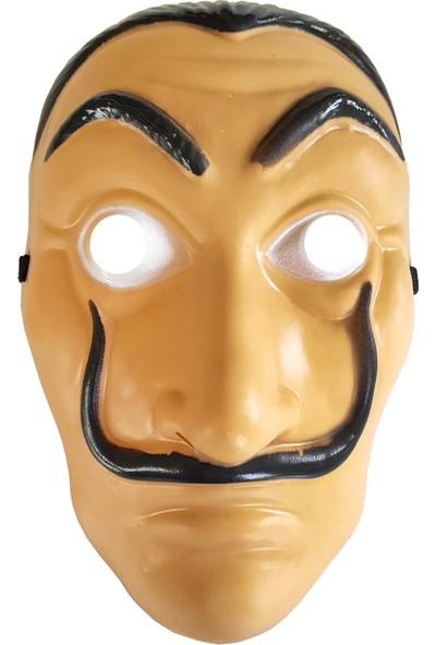 Kullan At Market La Casa De Papel Salvador Dali Maske