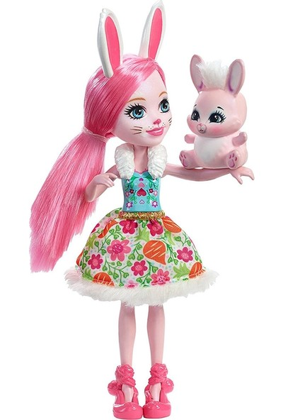 Enchantimals Bree Bunny Karakter Bebek