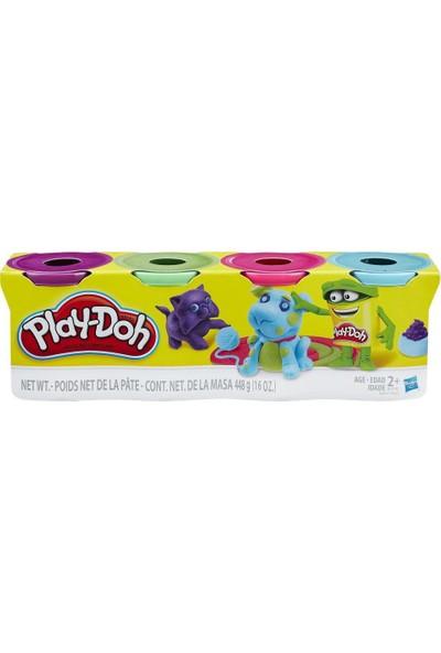 Play-Doh 4'lü Oyun Hamuru B6510