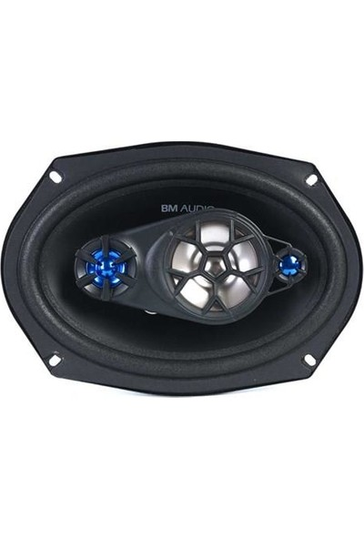 Bm Audio Oto Hoparlör 4 Yollu Oval BM AUDIO WJ1-S99V4