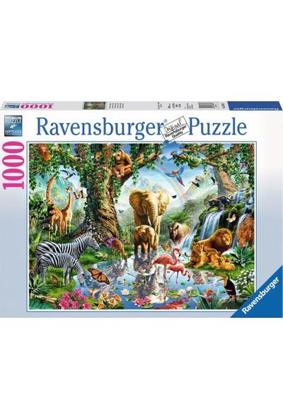 Ravensburger 1000P Puzzle Jungle-198375