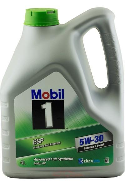 Mobil 1 Esp 5W-30 4Lt Dpf Araçlara Uygun Benzinli Dizel Motor Yağı ( Üretim Yılı : 2018 )
