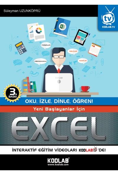 Yeni Başlayanlar İçin Excel - Süleyman Uzunköprü