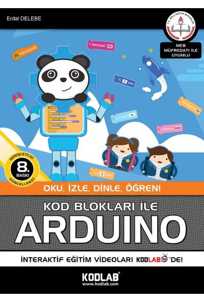 Kod Blokları İle Arduino - Erdal Delebe