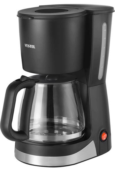 Vestel K2001 Siyah Kahve Makinesi