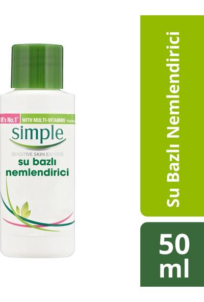 Simple Kind To Skin Hassas Ciltlere Uygun Su Bazlı Nemlendirici 50 Ml
