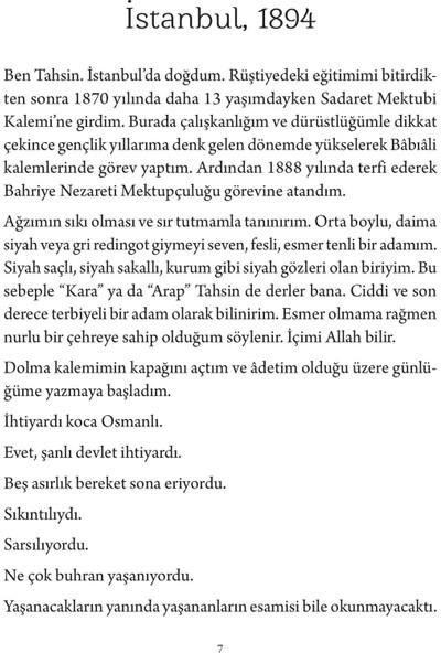 Hünkarım:Bir Tahsin Paşa Romanı - Bahadır Yenişehirlioğlu