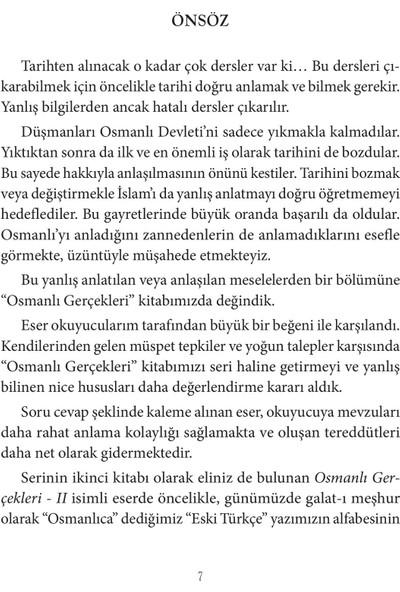 Osmanlı Gerçekleri 2 - Ahmet Şimşirgil