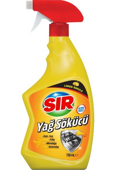 Sır Limonlu Yağ Sökücü Mutfak 750 ml