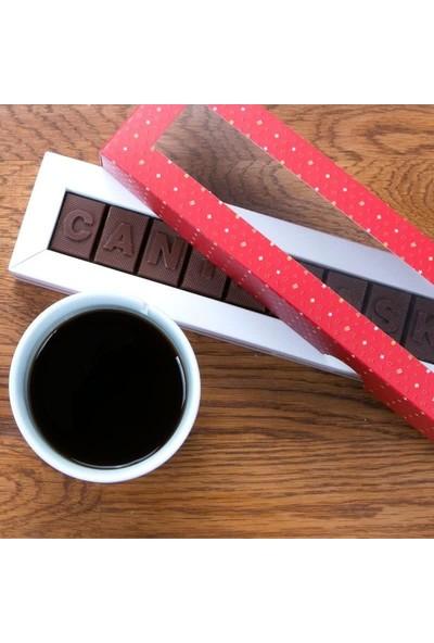 Hediye Sepeti Canım Aşkım Harf Çikolata