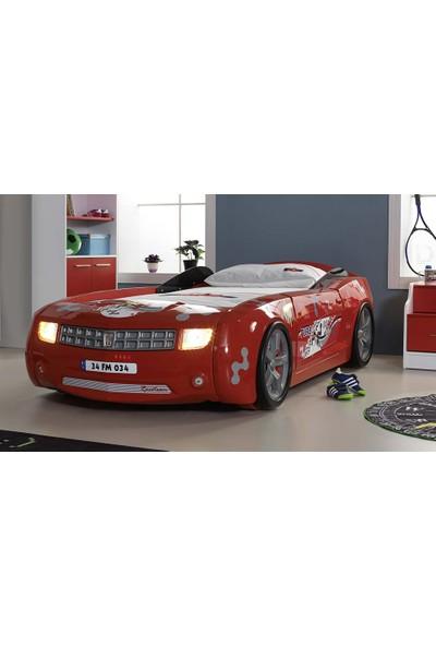 Yıldız Mobilya Arabalı Genç - Çocuk Odası Takımı