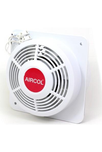 Aircool 130 Pencere Ve Duvar Tipi Plastik Aspiratör