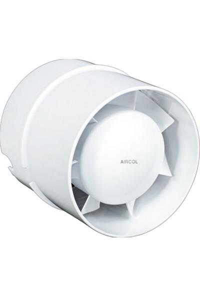 Aircool 100 Lük Kanal Plastik Banyo, Tuvalet Ve Baca Aspiratörü