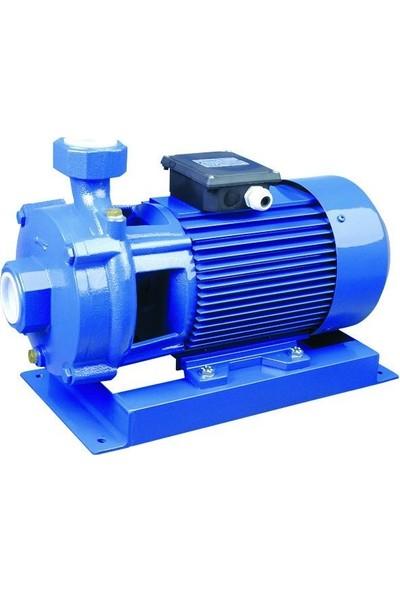 Sumak Smkt300/2-S Sıcak Su Çift Kademeli Santrifüj Pompa 120°C Trifaze (380V) 3Hp