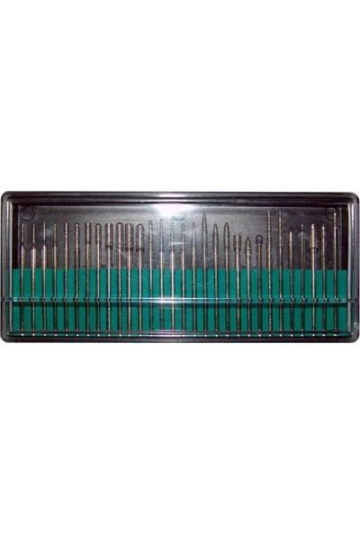 Todrill TD 50901 Elmas Camcı Seti 30 Parça