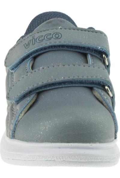 Vicco 968.18K.182 Bebe Mavi Çocuk Ayakkabı