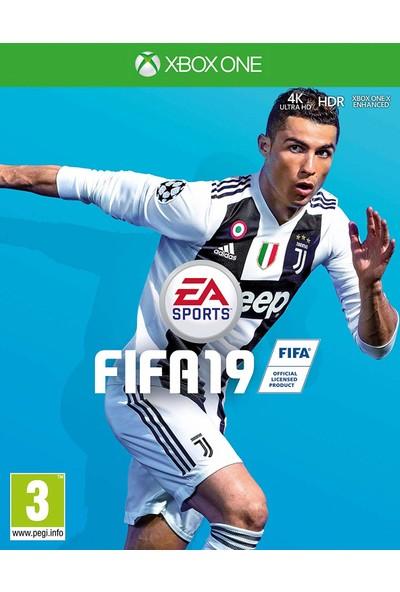 Electronic Arts Fifa 19 Xbox One Türkçe Menülü