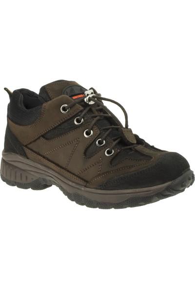 Greyder 96216 Filet Çocuk Kahverengi Çocuk Ayakkabı