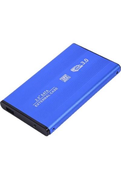 Unico 34207 USB 3.0 HDD Kutu Mavi