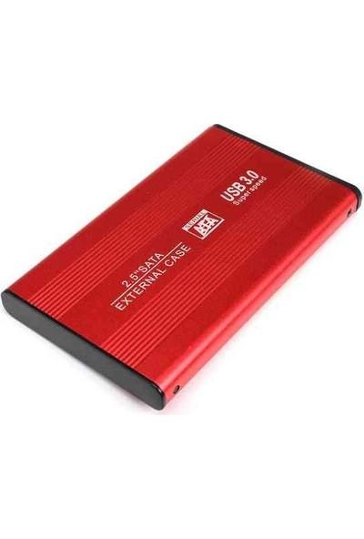 Unico 34208 USB 3.0 HDD Kutu Kırmızı