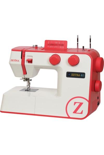 Zetina Z40 Extra 40 Ev Tipi Dikiş Makinesi