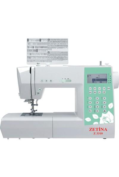 Zetina 3310 Elektronik Ev Tipi Dikiş Makinesi