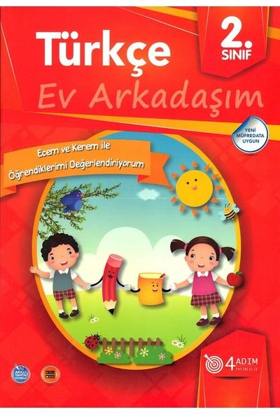 4 Adım 2. Sınıf Türkçe Ev Arkadaşım