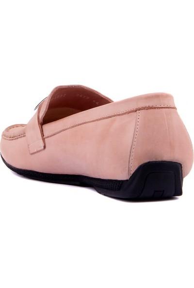 Sail Laker's - Pudra Deri Erkek Günlük Ayakkabı