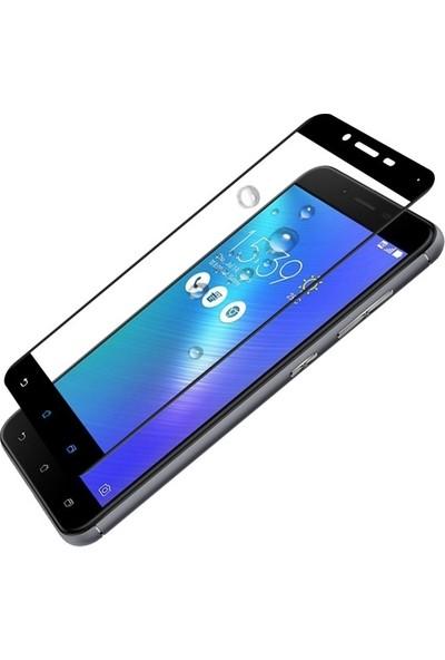 Sonmodashop Asus Zenfone 3 Max ZC553KL 2.5D Tam Ekran Cam Koruyucu
