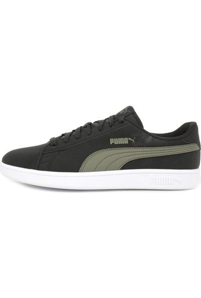 Puma P365160 Smash V2 Buck Erkek Günlük Ayakkabı Beyaz