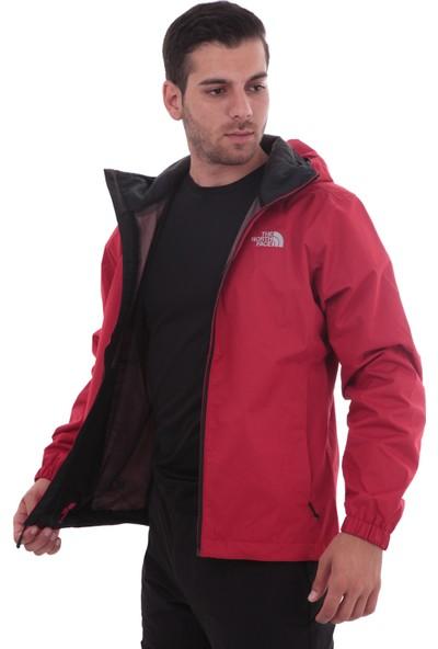 The North Face Tnt0A8Azpwb M Quest Jacket Erkek Ceket Kırmızı