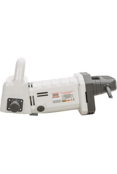Shun Kanal Açma Makinası 2000 Watt