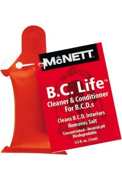 Mcnett B.C. Life Bc Bakım Temizleyici 15 Ml.