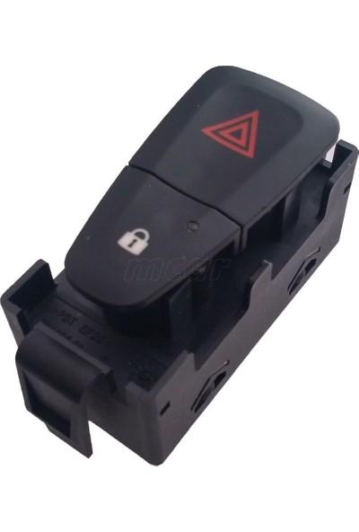 Mcar Renault Fluence / Flaşör Anahtarı
