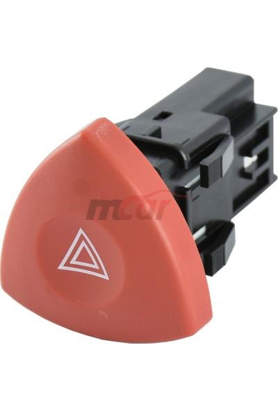 Mcar Renault Vivaro / Flaşör Anahtarı
