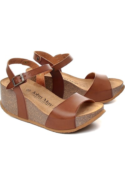 John May Kadın Sandalet