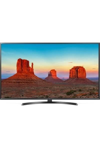 LG 55UK6470PLC 4K Ultra HD Uydu Alıcılı Smart LED Televizyon