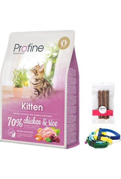 Profine Kitten Düşük Tahıllı Tavuklu Yavru Kedi Maması 2 Kg