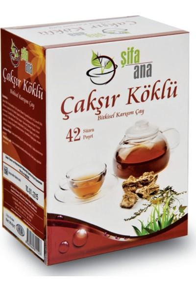 Şifa Ana Çakşır Köklü Bitkisel Karışım Çay