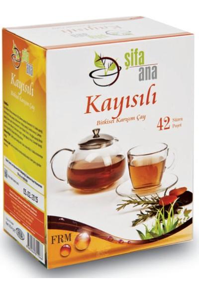 Şifa Ana Kayısılı Bitkisel Karışım Çay