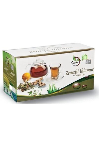 Şifa Ana Zencefilli Ihlamur Çayı