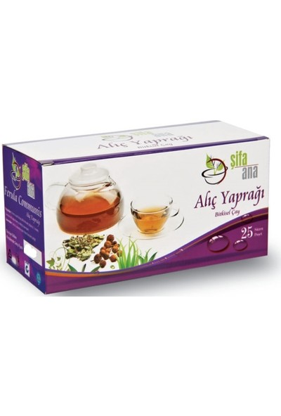 Şifa Ana Alıç Yaprağı Çayı