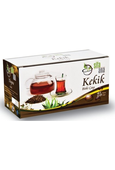 Şifa Ana Kekik Çayı 25 Adet Süzen Poşet