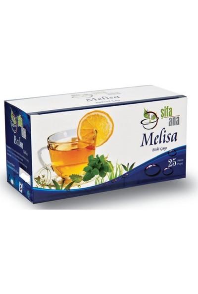Şifa Ana Melisa Çayı 25 Adet Süzen Poşet